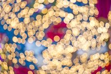 Free Light Bokeh Stock Photography - 17066762