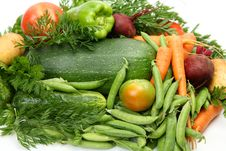 Free Fresh Vegetables Stock Photos - 17067353