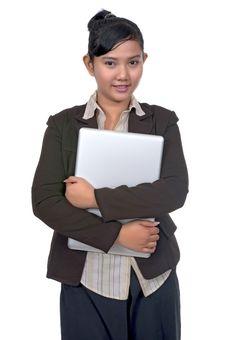 Free Asian Business Woman Stock Photo - 17067530