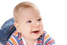 Free Happy Baby Royalty Free Stock Photos - 17068918