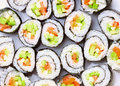 Free Japanese Sushi Stock Photography - 17076612