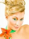 Free Pleasant Girl Stock Image - 17077441