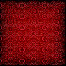 Free Grungy Christmas Pattern Stock Image - 17070801