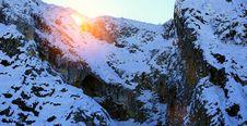 Free Snowed Mountains Royalty Free Stock Photos - 17071518