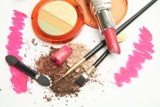 Free Decorative Cosmetics Stock Images - 17072014