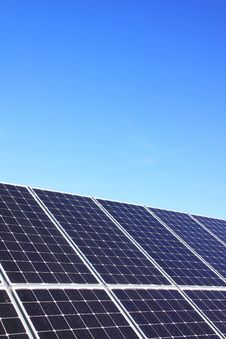 Free Detail Of The Solar Power Station Royalty Free Stock Photo - 17072035