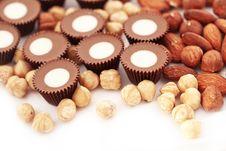 Free Chocolate Candies Stock Photos - 17074233