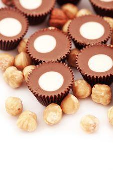 Free Chocolate Candies Stock Photos - 17074313