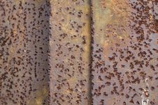 Free Texture Rust Royalty Free Stock Image - 17074456