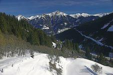Free Alps 7 Royalty Free Stock Photo - 17076085