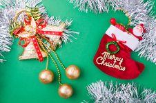 Free Christmas Decorations Stock Photo - 17076590
