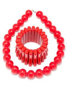 Free Beads Royalty Free Stock Photo - 17076595