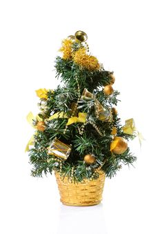 Free Christmas Tree Stock Photography - 17076732