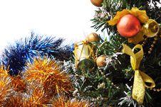 Free Christmas Tree Stock Image - 17076751