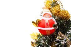 Free Christmas Tree Royalty Free Stock Photography - 17076767