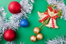 Free Christmas Decorations Stock Photos - 17076933
