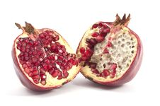 Free Pomegranate Fruit Stock Image - 17077071