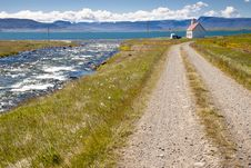 Free Landscape View - Unadsdalur, Iceland Stock Photography - 17077072