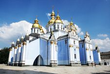 Free Kiev St. Michael S Church Stock Image - 17077561