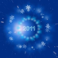 Free New Year Holiday Background Royalty Free Stock Image - 17078086