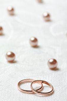 Free Wedding Rings Royalty Free Stock Photos - 17078418