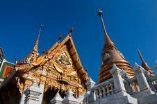 Free Buddha Temple Royalty Free Stock Photography - 17078627
