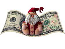 Free Magic Carpet For Santa Claus Stock Photo - 17078860