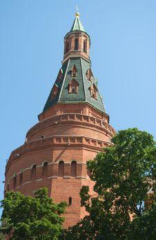 Free Moscow Kremlin Royalty Free Stock Photos - 17078908