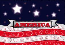 Free America Royalty Free Stock Image - 17079936