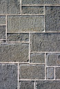 Free Old Wall Of Uneven Stone Blocks Stock Photography - 17080522