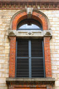 Free Decorative Shuttered External Window Royalty Free Stock Image - 17080546