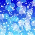 Free Christmas Bokeh Royalty Free Stock Photography - 17087417