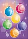 Free New Year Icons-balls Royalty Free Stock Photo - 17087745