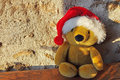 Free Teddy Bear Christmas Royalty Free Stock Photography - 17087897