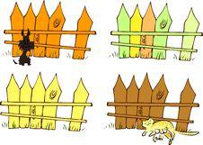 Free Fence Royalty Free Stock Photo - 17080395