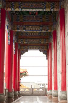 Free Architecture Chinese Style Stock Image - 17081681