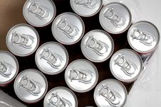 Free A Lot Of Cans Royalty Free Stock Photo - 17082775