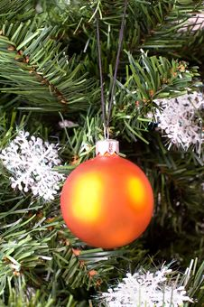 Free Christmas-tree Decoration. Stock Photo - 17083470