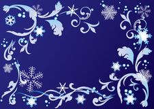 Free Winter Background Stock Photography - 17087932