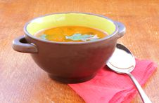 Free Vegetable Soup Stock Image - 17088561