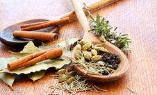 Free Spices Stock Photos - 17088663