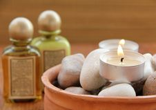 Free Spa Royalty Free Stock Image - 17088936