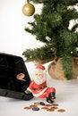 Free Poor Santa Stock Images - 17092364