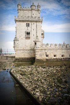 Free Belem Tower Stock Image - 17091841