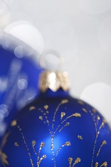 Free Bright Christmas Balls Stock Photo - 17092730