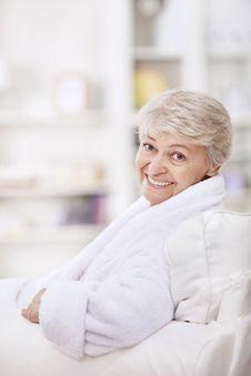 Free Smiling Woman Stock Photo - 17092870