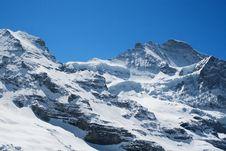 Free Jungfrau Region Royalty Free Stock Image - 17092986