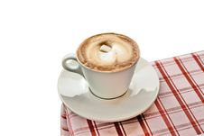 Free Cappuccino Stock Image - 17094391