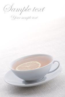 Free Lemon Tea Royalty Free Stock Photos - 17094408