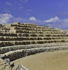 Free Roman Seating Stock Images - 17096564
